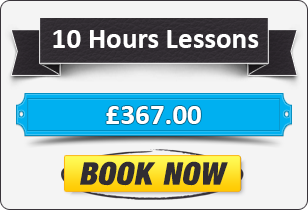 Automatic Driving Package - 10 Hours for £367