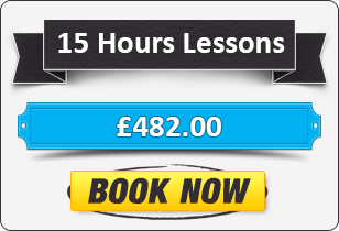 Automatic Driving Package - 15 Hours for £482