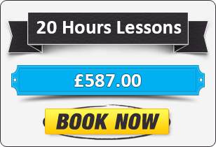 Automatic Driving Package - 20 Hours for £587