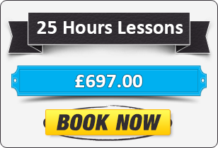 Automatic Driving Package - 25 Hours for £697