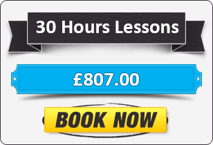 Automatic Driving Package - 30 Hours for £807