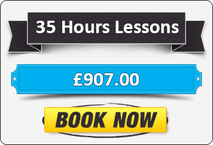 Automatic Driving Package - 35 Hours for £907