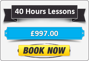 Automatic Driving Package - 40 Hours for £997