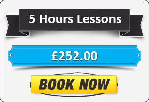 Automatic Driving Package - 5 Hours for £252