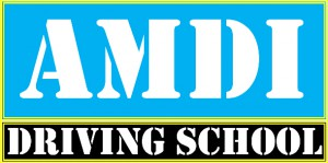 Amdi Driving School Logo