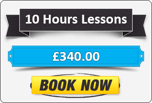 Manual Driving Package - 10 Hours for £340