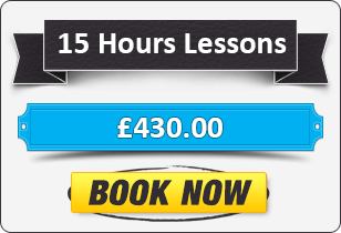 Manual Driving Package - 15 Hours for £430