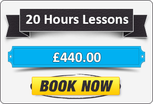 20 Hour Manual Driving Lessons £440