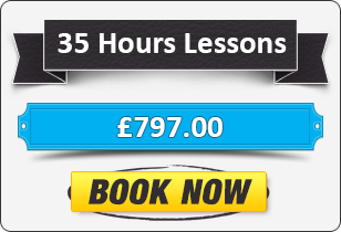 Manual Driving Package - 35 Hours for £797