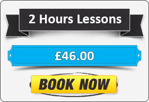 2 Hours Manual Driving Lessons £42