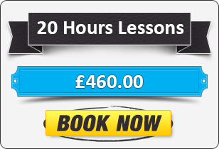 20 Hour Automatic Driving Lessons £460