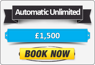 Unlimited Automatic Driving Lessons £1500