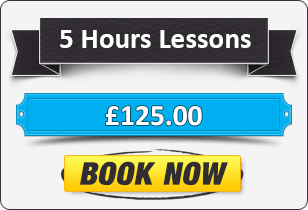 5 Hours Automatic & Manual Day time Driving Lesson £125