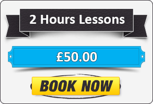 2 Hours Automatic & Manual Day time Driving Lesson £50