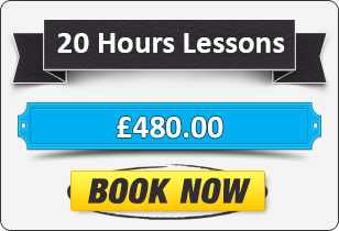 20 hour Automatic Driving Lessons £480