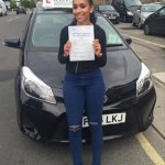Early 2018 – Customer First Time Driving Test Passes!