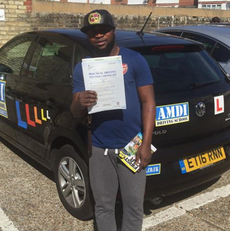 Driving Test Passed - Goodmayes