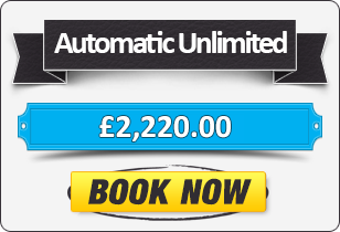 Unlimited Automatic Driving Lessons £2,220.00