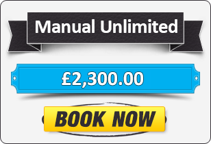 Unlimited Manual Driving Lessons £2,300.00